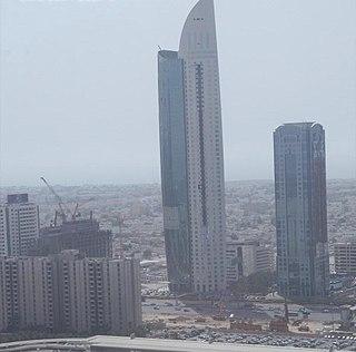 Park Place (Dubai) skyscraper in Dubai