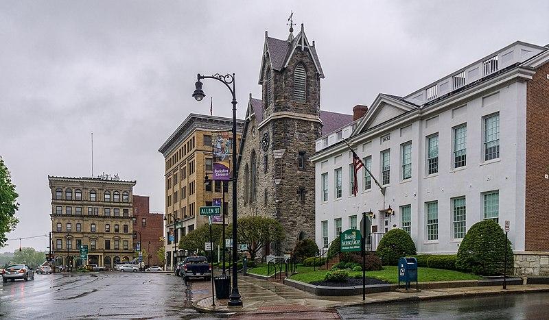 Berkshire County Savings Bank Building