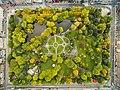 Park in Dublin St Stephen's Green aerial (21951006350).jpg