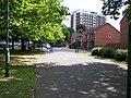 Park off Bell Lane, Bloxwich - geograph.org.uk - 216490.jpg