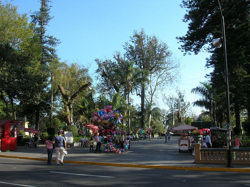 parque juarez xalapa en linea