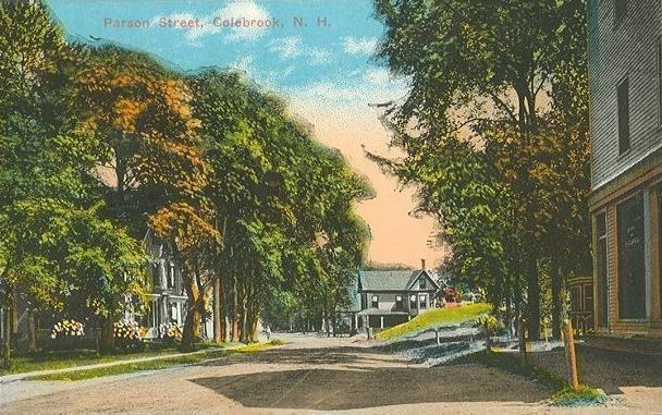 Parsons Street, Colebrook, NH