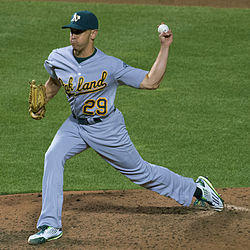 Pat Venditte on August 17, 2015.jpg