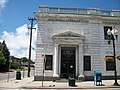 Patchogue Union Savings Bank; Front Door.JPG