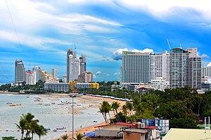 Pattaya - Pattaya skyline