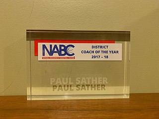 Paul Sather American college basketball coach