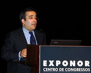 Paulo Rangel at Exponor in 2005
