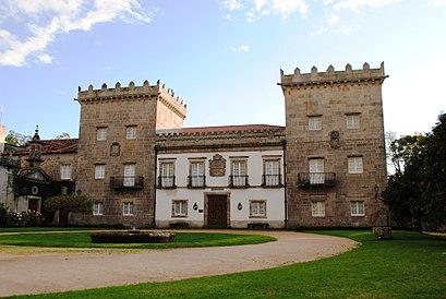 How To Get To Museo Quiñones De León In Vigo By Bus Or Ferry Moovit