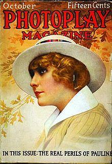Pearl White Filmography Wikipedia