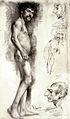 Pedro Américo - Figura Masculina em Pé 2.jpg