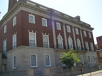 Pendennis Club - Modern clubhouse in Downtown Louisville