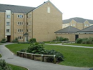 Pendle College, Lancaster - Pendle ensuite accommodation in Alexandra Park (a.k.a. 'Pendle Posh')