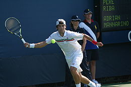 Pere Riba at the 2010 US Open 01.jpg