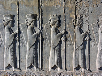 Tachara - Bas-reliefs from the Tachara.
