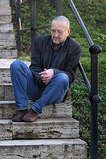 András Petőcz Hungarian writer and poet (born 1959)