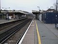 Petts Wood stn slow northbound look north2.JPG
