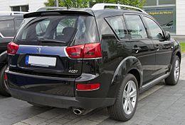 Peugeot 4007 20090614 rear.JPG