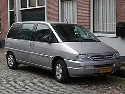 Peugeot 806 1994-2002