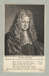 Philippe Hecquet French physician