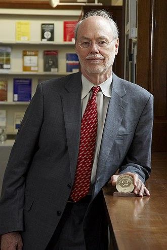 Phillip Allen Sharp - With Winthrop-Sears Medal, 2007