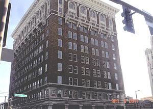 Adam Perez Diaz - Luhrs Building