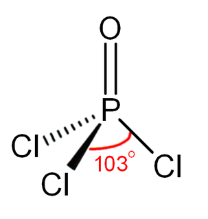 Phosphoryl chloride chemical compound