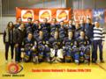 Photo d'équipe sénior N1 20162017.png