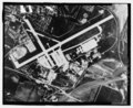 Photographic copy of photograph, 1975 (original photograph in 55th Wing Historian files, Offutt Air Force Base, Bellevue, Nebraska). Aerial view of project looking glass historic HAER NE-9-A-7.tif