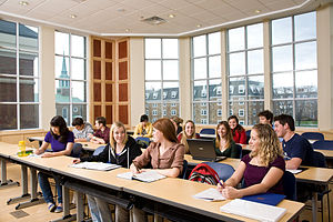 St. Francis Xavier University - Physical Sciences Centre classroom