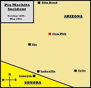 Machita incident - Image: Pia Machita Arizona 1940 to 1941
