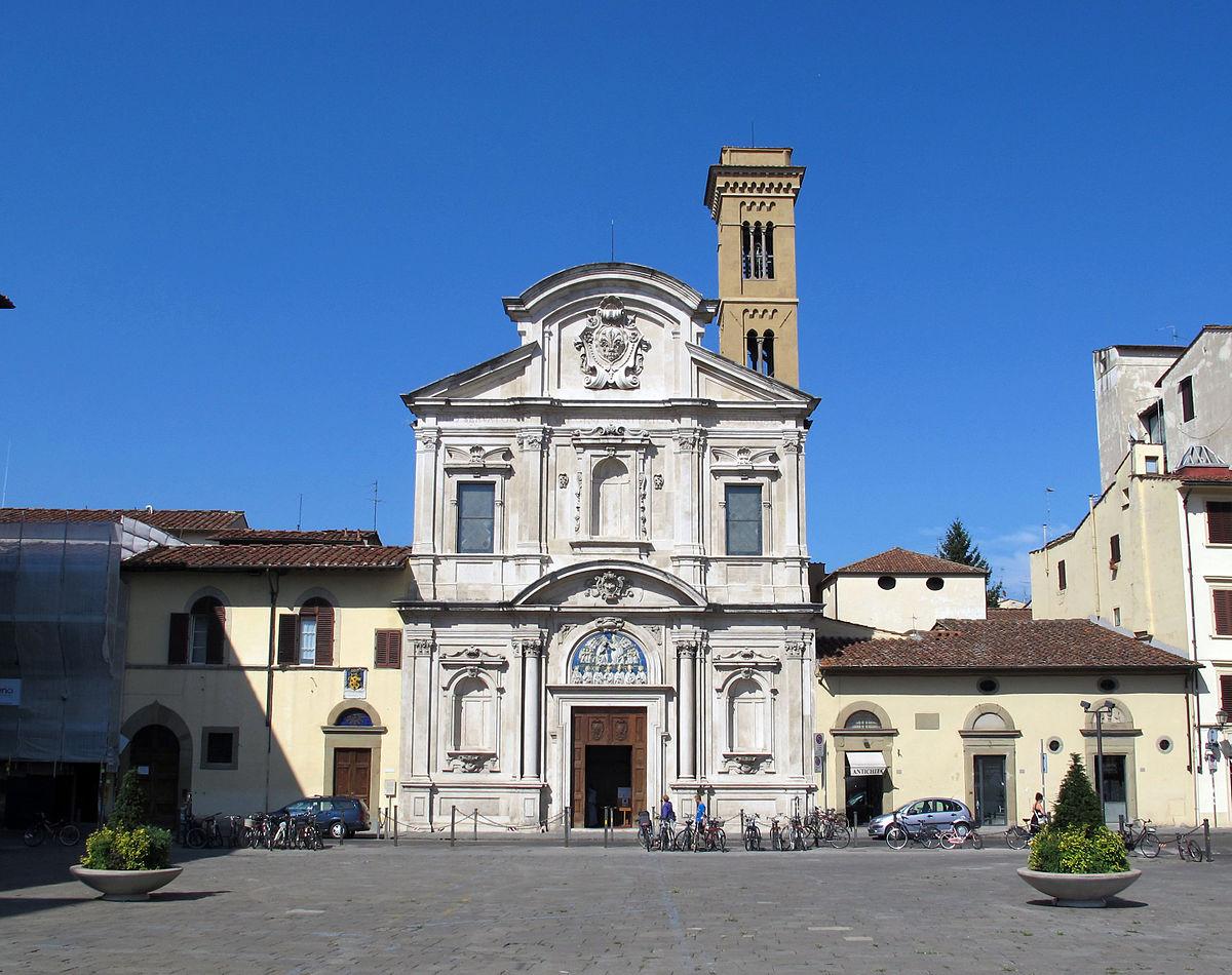 Nissan Santa Maria >> Piazza Ognissanti - Wikipedia