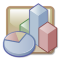 Pie chart and block chart icon.png