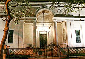 Morgan Library & Museum - Image: Pierpont Morgan Library NY 2006 crop