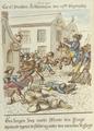 Pierre Goetsbloets, Année 1795 - Tot St. Nicolaes in Vlaenderen - Een langen weg maekt moede den knegt.png