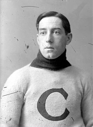 Pierre Vézina (ice hockey) - Image: Pierre Vezina