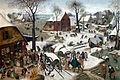 Pieter Brueghel de Jonge (1564 of 1565-1638) - De volkstelling - Palais des Beaux Arts de Lille 25-11-2010 13-57-15.jpg