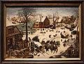 Pieter bruegel il vecchio, censimento di betlemme, 1566, 01.JPG