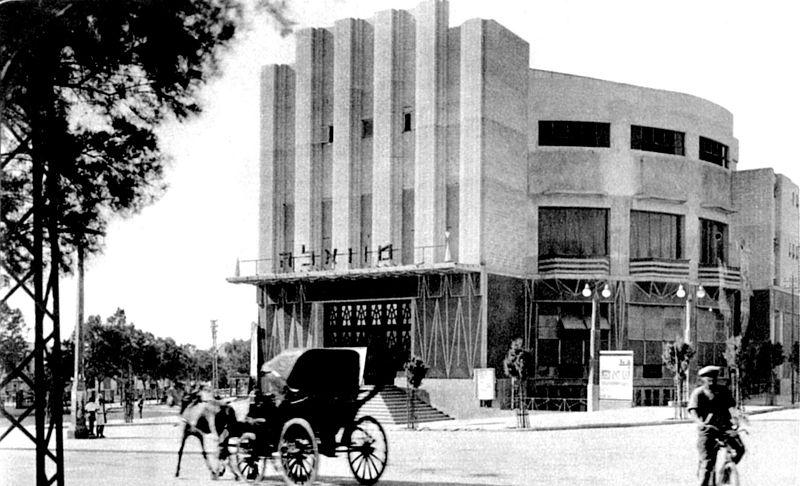 תל אביב - קולנוע מוגרבי