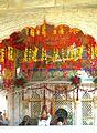 Pilgrims gathered at the shrine of Data Ganj Bakhsh.jpg