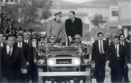 Pinochet Aylwin