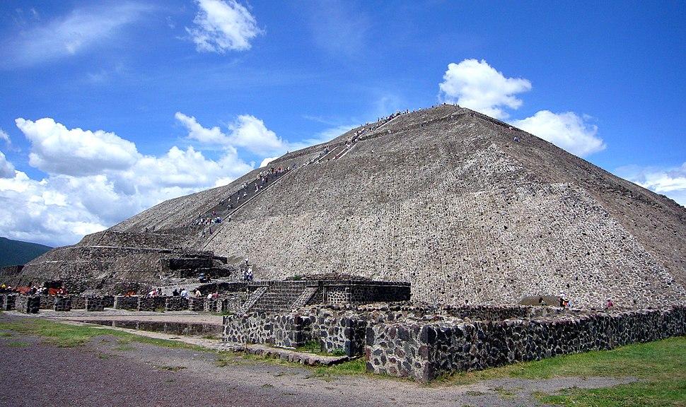 Piramide del Sol 072006