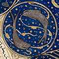 "Pisces - Horoscope from 'The book of birth of Iskandar"" Wellcome L0040147.jpg"