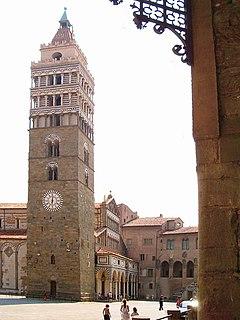 Pistoia Comune in Tuscany, Italy
