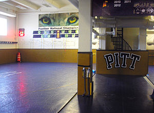 Fitzgerald Field House - The Wrestling Room