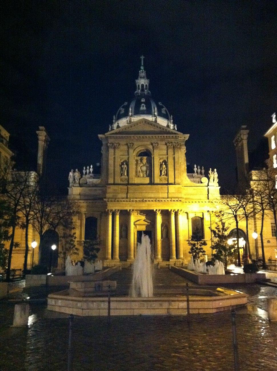 Place Sorbonne