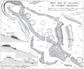 Plan of later fort at Caer Seion.png
