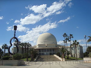 Castellón de la Plana - Planetari de Castelló