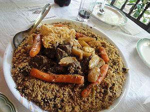 Riz gras - Riz gras in Côte d'Ivoire