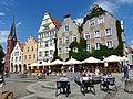 Plaza Scene - Olsztyn - Warmia & Masuria - Poland (27371743523).jpg