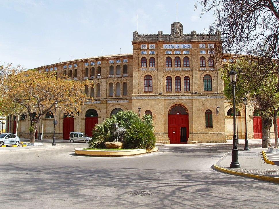 Plaza de Toros de El Puerto de Santa María 1